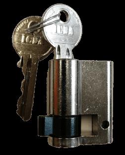 Ручка двери камеры в сборе (упаков.) MTH (1060043d) Polair